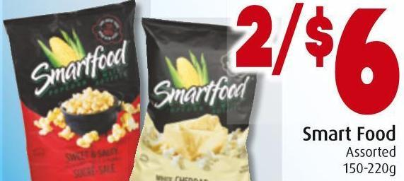 Smart Food Assorted 150-220g
