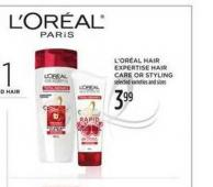 L'oréal Hair Expertise Hair Care Or Styling