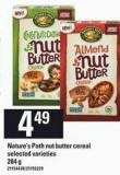 Nature's Path Nut Butter Cereal - 284 g
