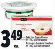 Selection Cream Cheese
