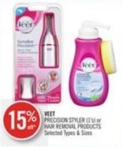 Veet Precision Styler (1's) or Hair Removal Products