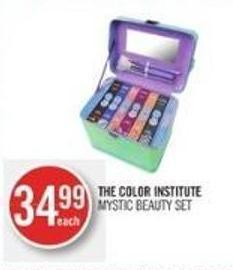 The Color Institute  Mystic Beauty Set