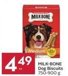 Milk-bone Dog Biscuits 750-900 g