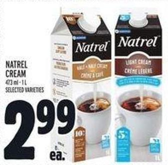 Natrel Cream