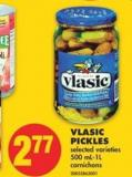 Vlasic Pickles - 500 Ml-1l