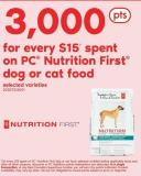 PC Nutrition First Dog Or Cat Food