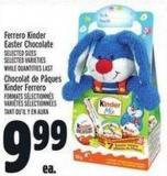 Ferrero Kinder Easter Chocolate