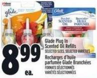 Glade Plug In Scented Oil Refills