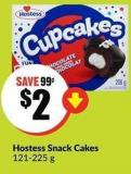 Hostess Snack Cakes 121-225 g