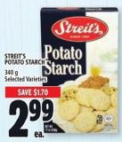 Streit's Potato Starch 340 G