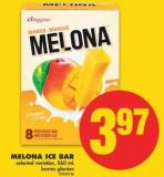 Melona Ice Bar - 560 mL