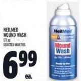 Neilmed Wound Wash 177 ml