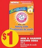 Arm & Hammer Baking Soda - 500 g