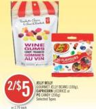 Jelly Belly Gourmet Jelly Beans (100g) - Capricorn Licorice or PC Candy (200g)
