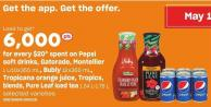 Pepsi Soft Drinks - Gatorade - Montellier 1 L/10x355 Ml - Bubly 12x355 Ml - Tropicana Orange Juice - Tropics - Blends - Pure Leaf Iced Tea 1.54 L-1.75 L