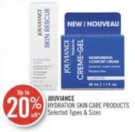 Jouviance Hydration Skin Care Products