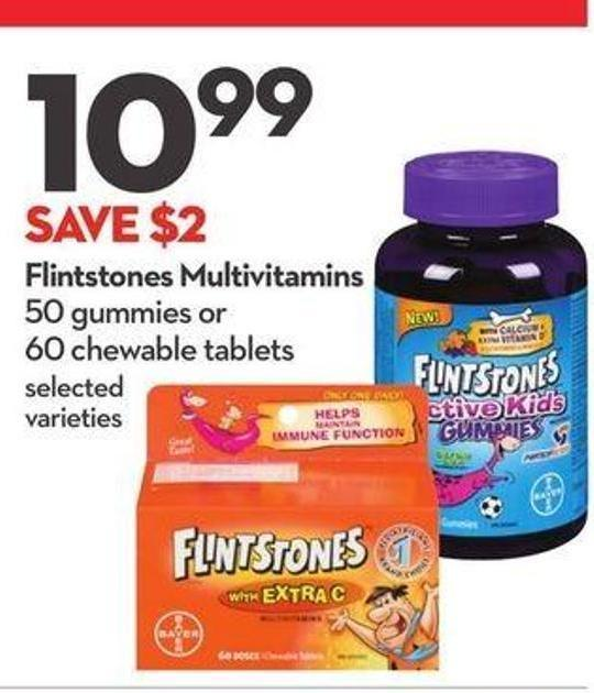 Flintstones Multivitamins