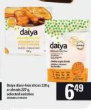 Daiya Diary-free Slices - 220 G Or Shreds - 227 G