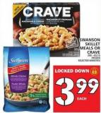 Swanson Skillet Meals Or Crave