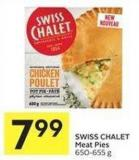 Swiss Chalet Meat Pies