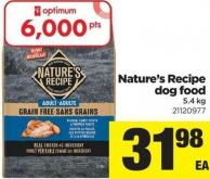 Nature's Recipe Dog Food