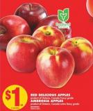 Red Delicious Apples Product of Ontario - Canada Fancy Grade Ambrosia Apples Product of Ontario - Canada Extra Fancy Grade