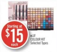E.l.f Colour Kit