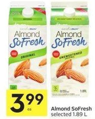 Almond Sofresh