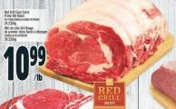 Red Grill Easy Carve Prime Rib Roast