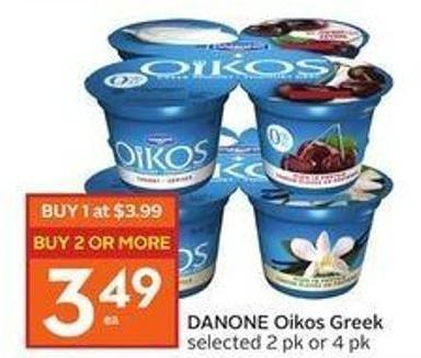 Danone Oikos Greek