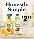 Simply Beverages - 1.5 - 1.54l