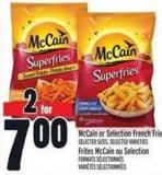Mccain Or Selection French Fries