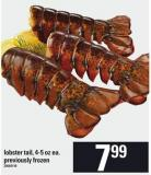 Lobster Tail - 4-5 Oz Ea