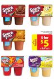 Snack Pack Pudding or Gels