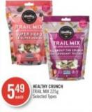 Healthy Crunch Trail Mix 225 g