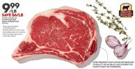Cut From Canada Aaa Certified Angus Beef Capless Grilling Rib Steak