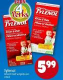 Tylenol Infant Oral Suspension 24ml