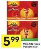 Mccain Pizza Pockets