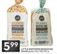 Little Northern Bakehouse Breads