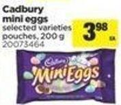 Cadbury Mini Eggs - 200 g