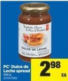 PC Dulce De Leche Spread - 450 g