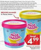 Nicecream Frozen Dessert 473 mL