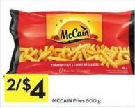 Mccain Fries 900 g