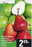 Red Or Pre-ripened Anjou Pears