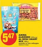 Amira Almonds - 454 g or Al Rifai Smart Mix - 300 g