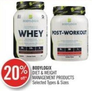 Bodylogix Diet & Weight Management Product