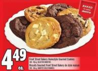 Front Street Bakery Homestyle Gourmet Cookies 350 - 456 g