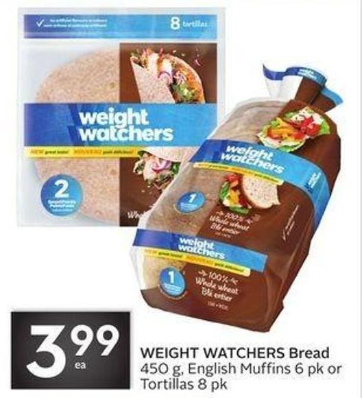 Weight Watchers Bread