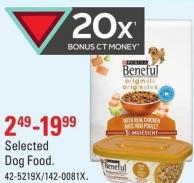 Selected Dog Food