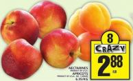 Nectarines Or Apricots